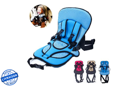 des balades agr ables et confortables en voiture pour votre enfant avec ce si ge multifonction. Black Bedroom Furniture Sets. Home Design Ideas