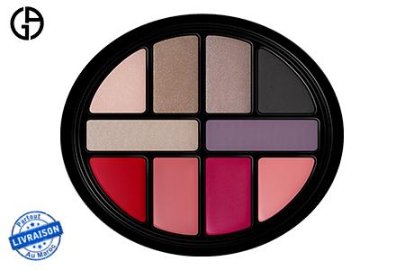 a7d8ea3a2cb0a2 Beauté et Elégance avec cette Palette Maquillage - Color Ecstasy de ...