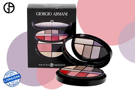 c6ace14024362e Beauté et Elégance avec cette Palette Maquillage - Color Ecstasy de Giorgio  Armani à 699 DH au lieu de 999 DH !