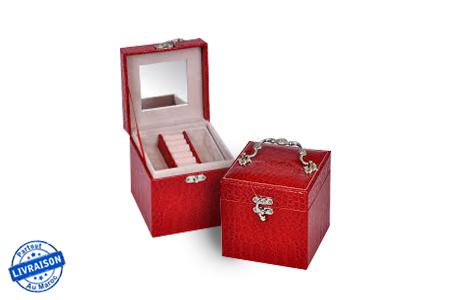 rangez et prot gez vos objets pr cieux avec cette boite. Black Bedroom Furniture Sets. Home Design Ideas