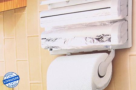 Un accessoire tr s pratique pour votre cuisine avec ce - Distributeur papier cuisine ...