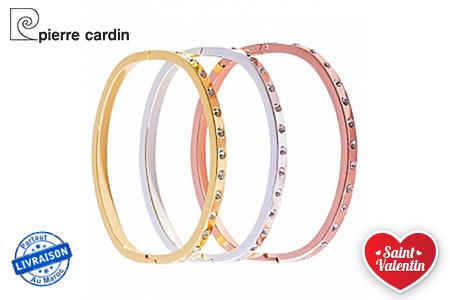pierre cardin bracelet femme