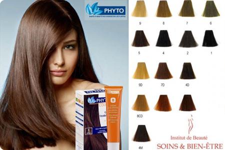 sublimez vos cheveux avec ce pack phyto comprenant 1 boite de coloration au choix 1 shampoing. Black Bedroom Furniture Sets. Home Design Ideas