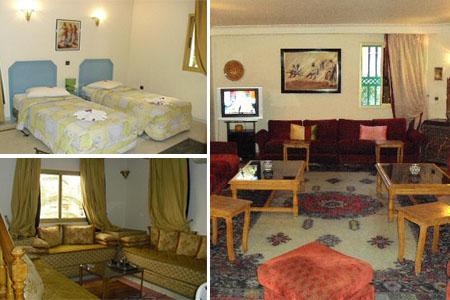 Red couvrez tout le charme de la ville ocre en famille for Appart hotel amsterdam 4 personnes