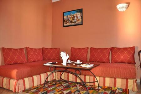 Une escale paisible en famille agadir avec 1 nuit en for Appart hotel amsterdam 4 personnes