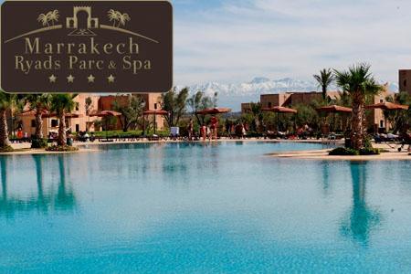 A vous de vraies vacances au resort marrakech ryads parc spa avec cette offre une nuit dans - Prix chambre hotel mamounia marrakech ...