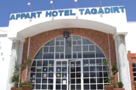 Un s jour agr able l 39 appart hotel tagadirt agadir avec for Appart hotel etranger