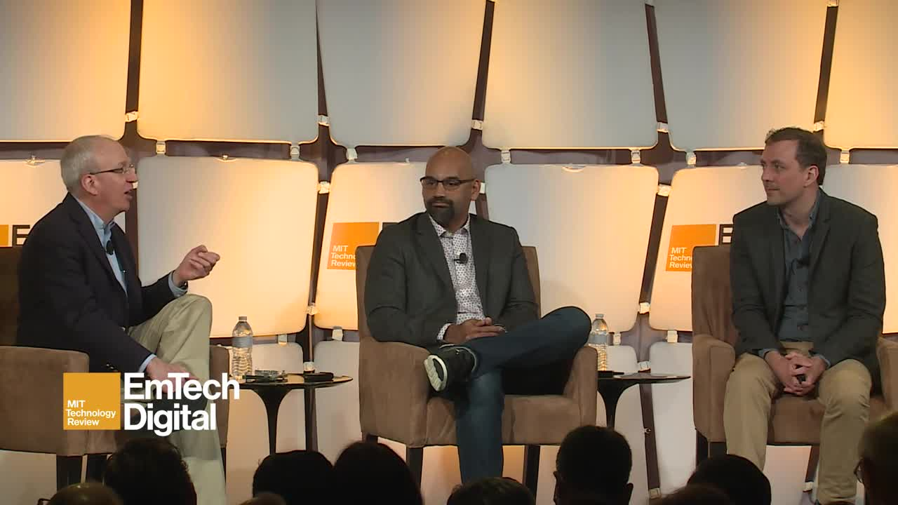 Roundtable: Accelerating Innovation - MIT Technology Review