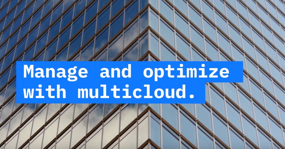 Manage and Optimize with Multicloud