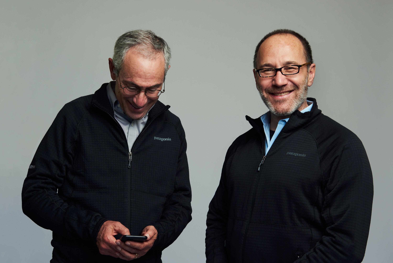 Tom Insel y Paul Dagum