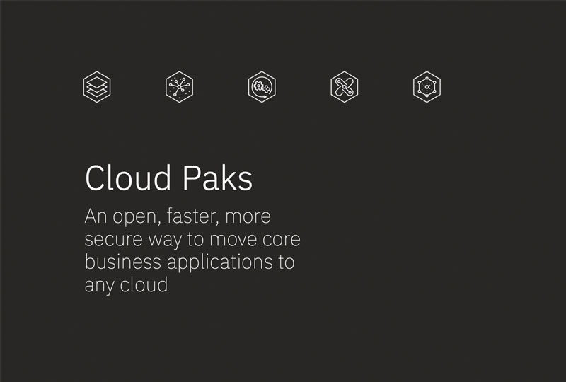 IBM Cloud Paks: An open, faster, more reliable way to build, move, and manage on the cloud