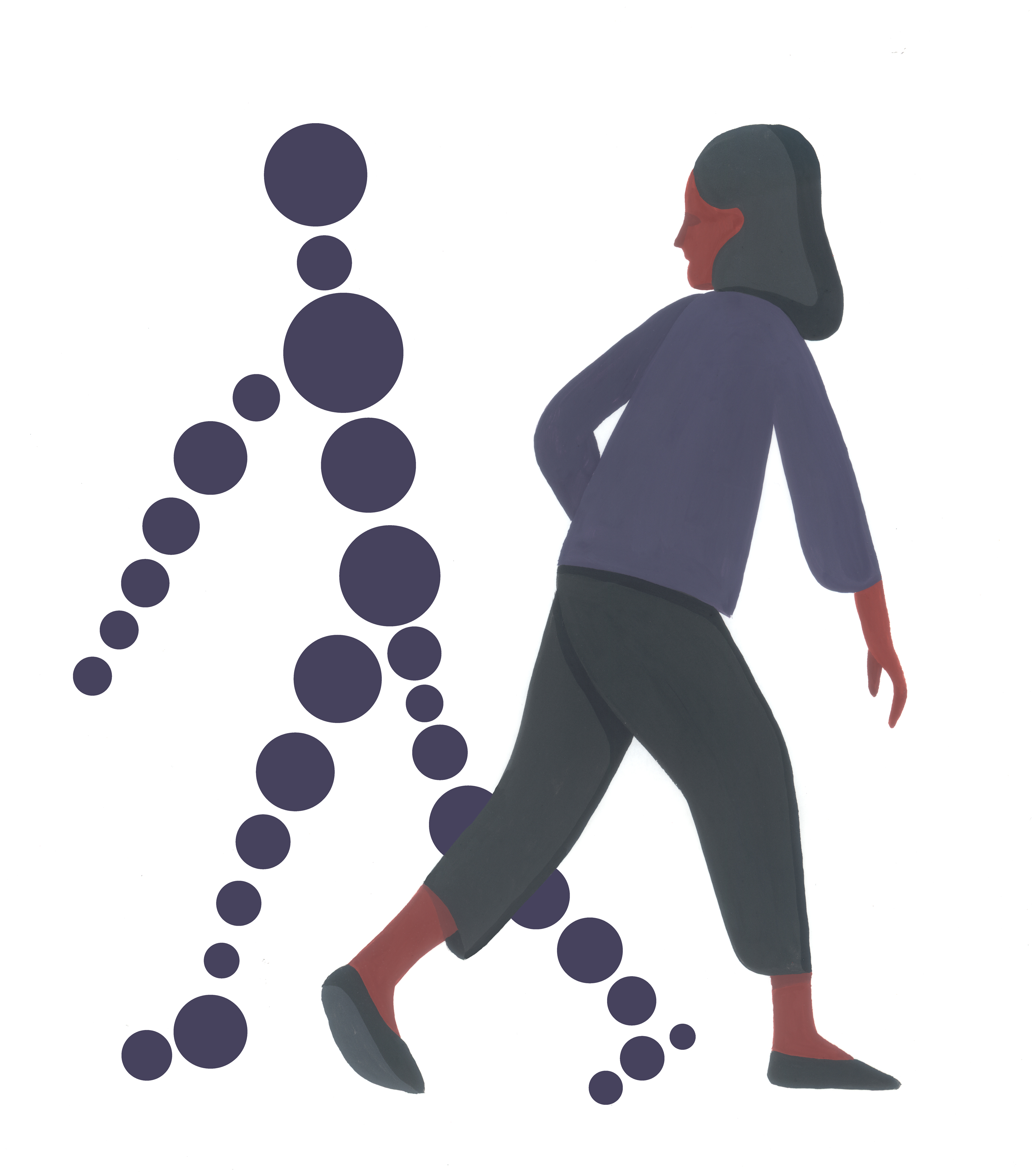 "<b> <a href=""https://www.technologyreview.com/s/609318/the-great-ai-paradox/""> La gran paradoja de la IA </a> </ b> <br> Ilustración de Geoff McFetridge"