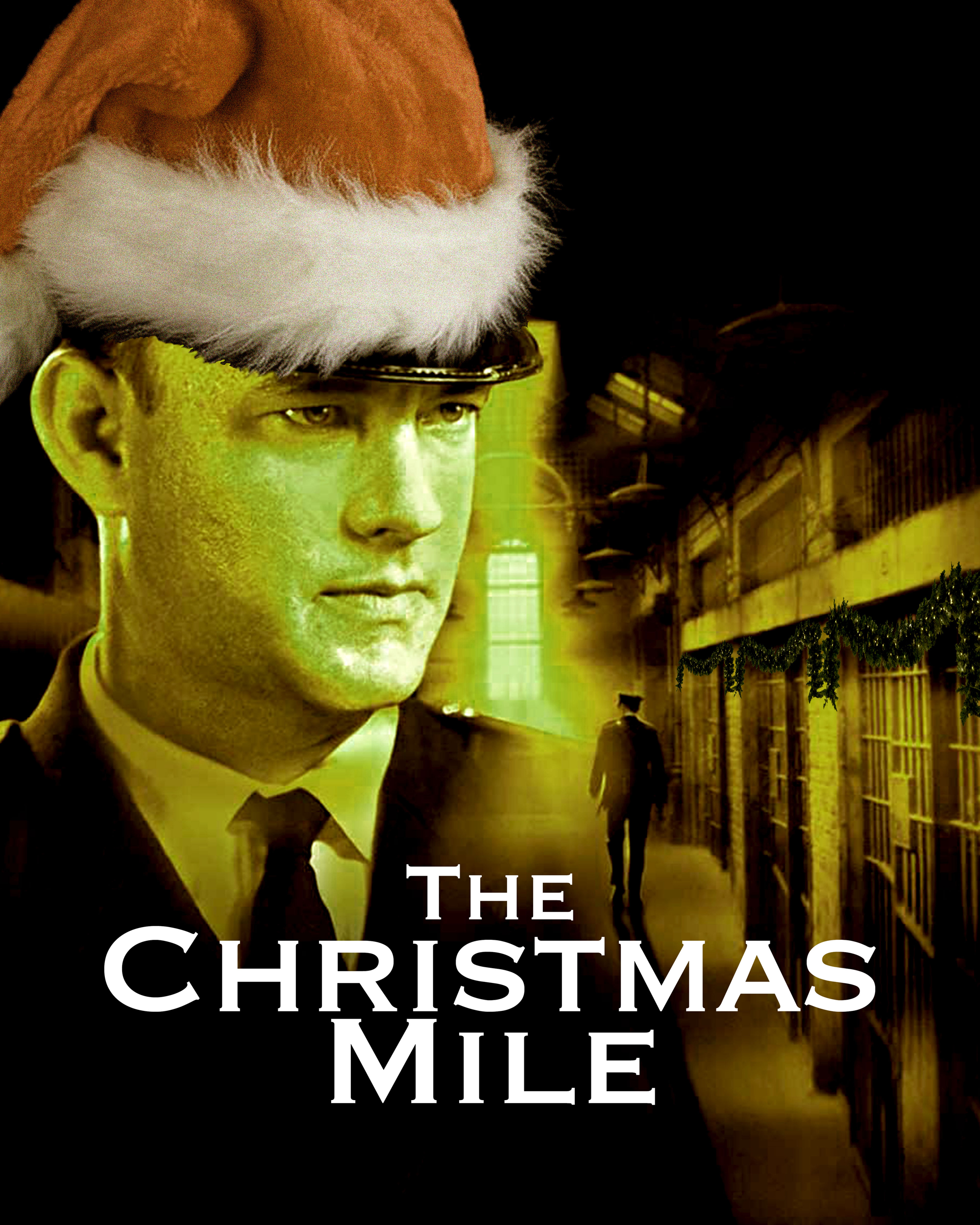 También intentamos generar títulos de películas navideñas. Nuestro departamento de arte se divirtió mucho con estos.