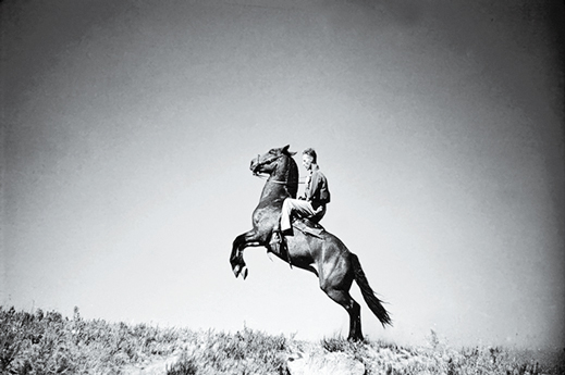 The Red Horses 1950 Review
