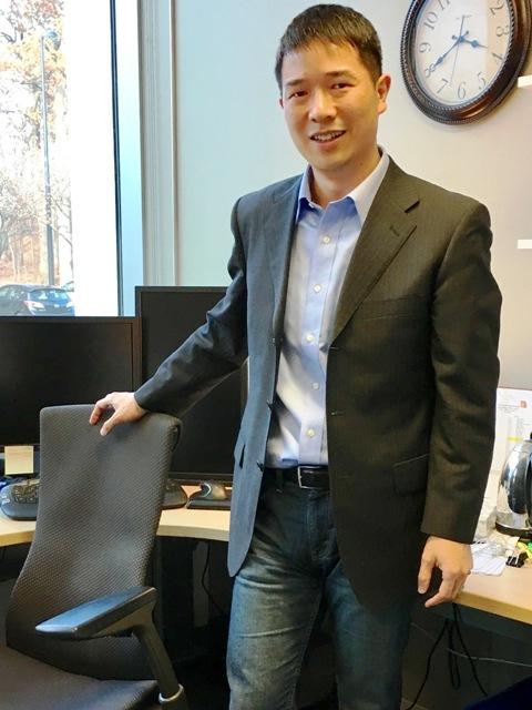 Jianping Fu es profesor de ingeniería mecánica en la Universidad de Michigan.