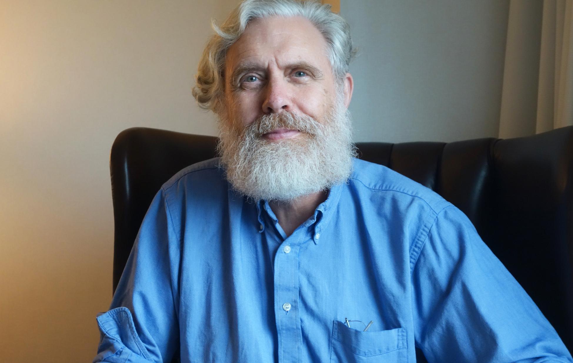El biólogo de Harvard George Church está trabajando en tecnología para revertir el envejecimiento en perros y humanos.