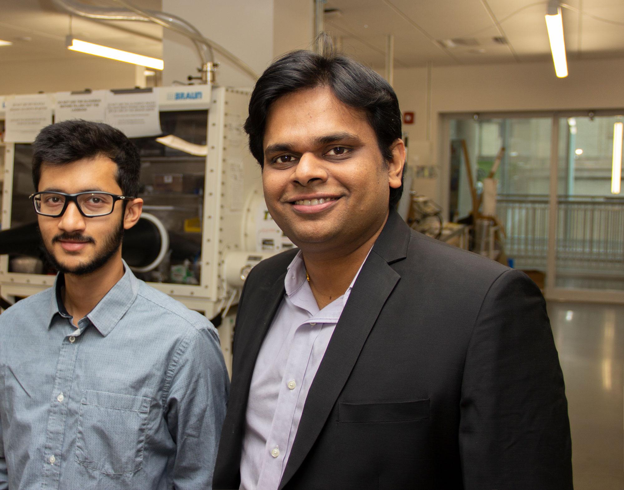 Venkat Viswanathan, profesor asistente de ingeniería mecánica en Carnegie Mellon.
