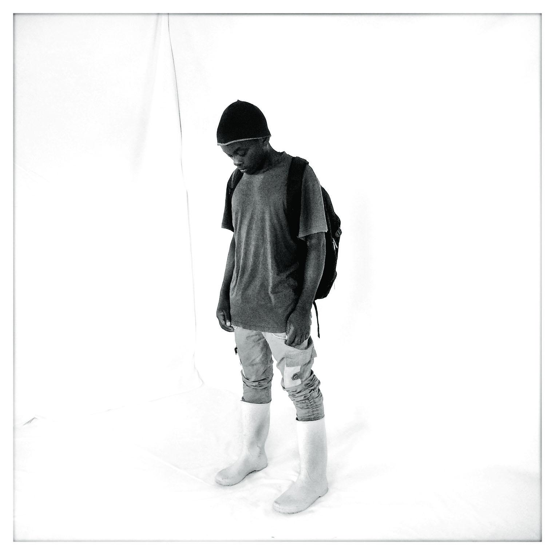 Esta fotografía de Jean de Dieu es una de las utilizadas para crear su avatar.