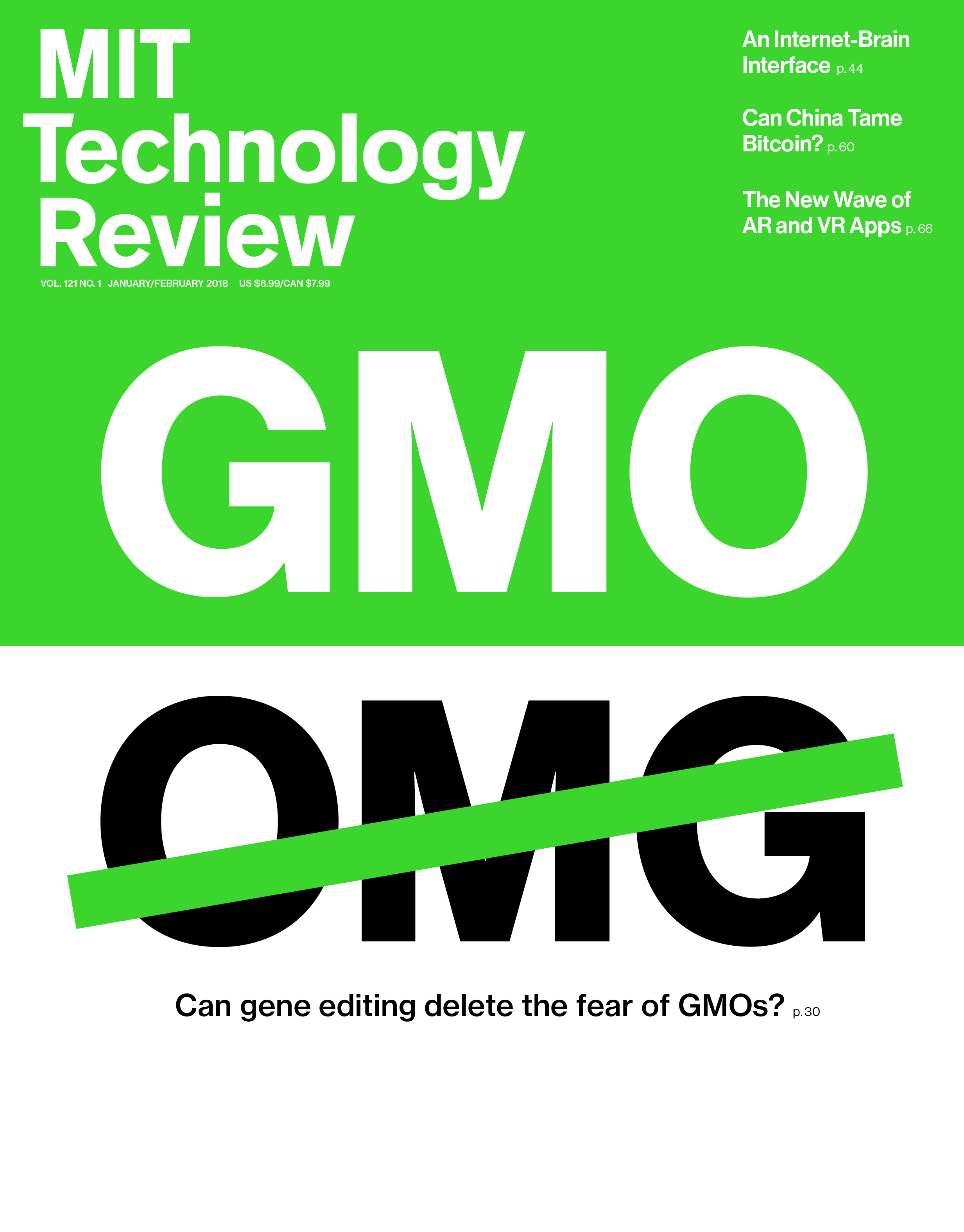 These Are Not Your Father's GMOs - MIT Technology Review