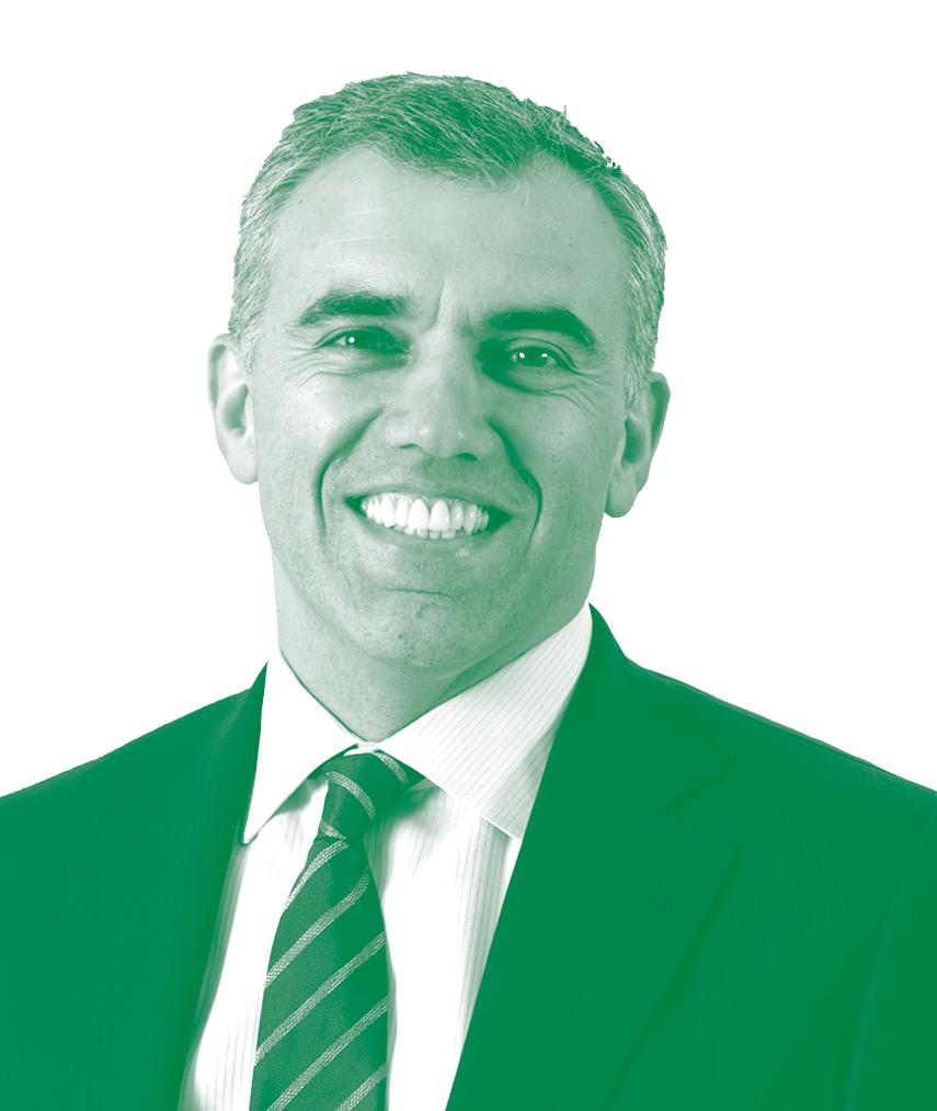 John Melo, CEO de Amyris
