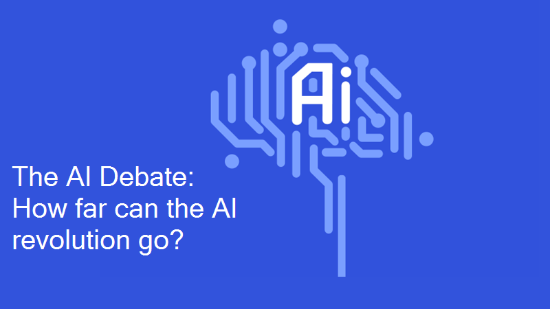 How far can the AI revolution go?