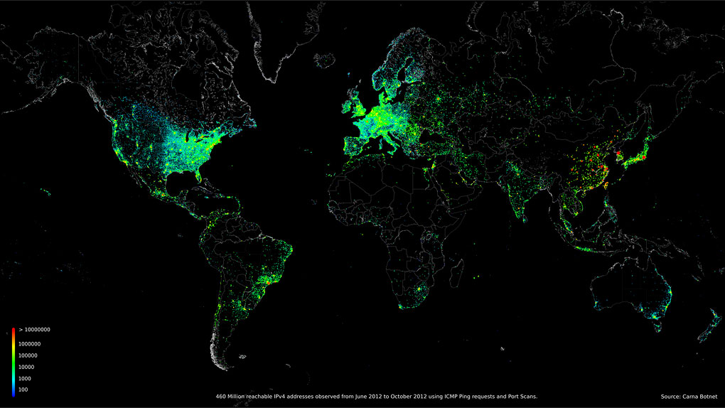 What Happened When One Man Pinged the Whole Internet - MIT