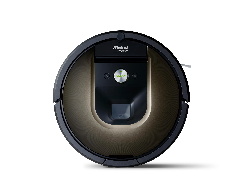 El Roomba 980, que utiliza sensores para navegar, podría proporcionar una tecnología unificadora para hogares inteligentes.