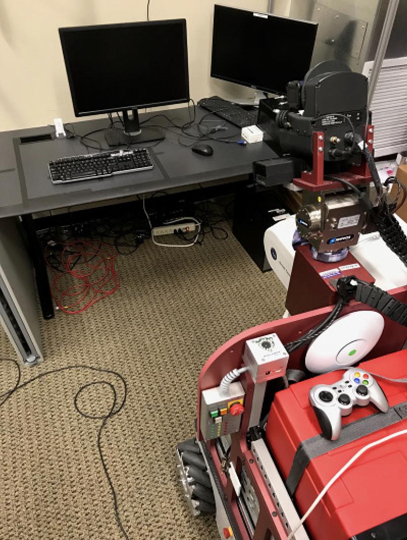 Robot de UW