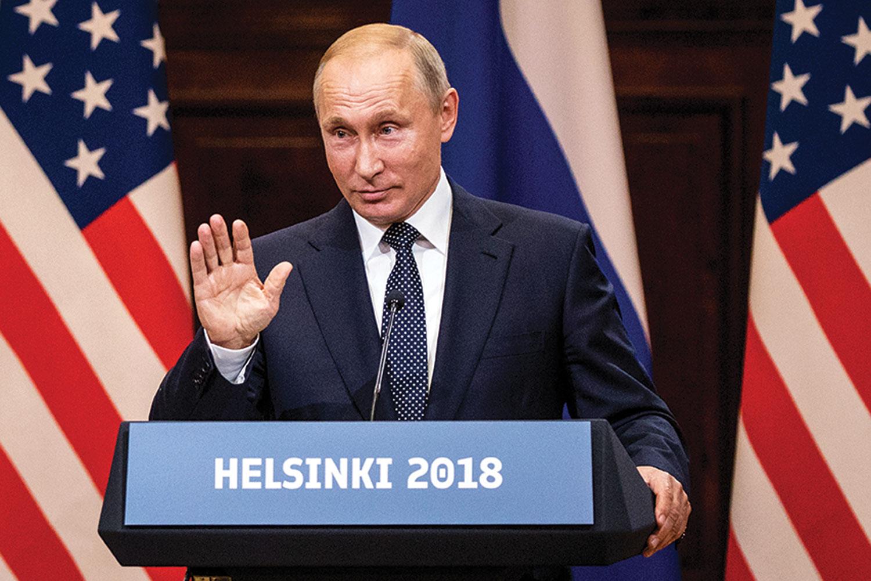 Rusia se metió en la política de los Estados Unidos, pero no creó las condiciones que hicieron a los Estados Unidos vulnerables a esa intromisión.