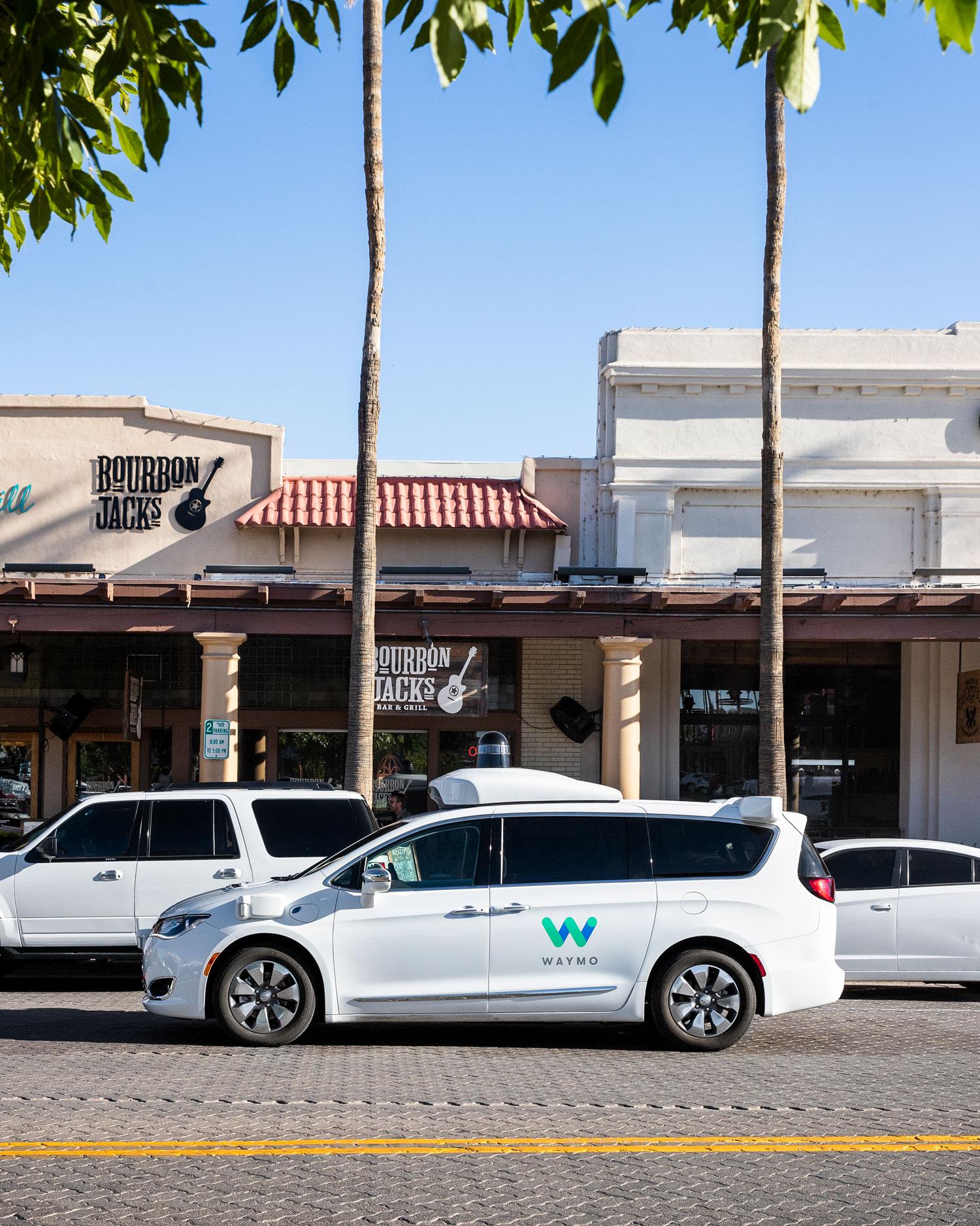 Phoenix will no longer be Phoenix if Waymo's driverless-car