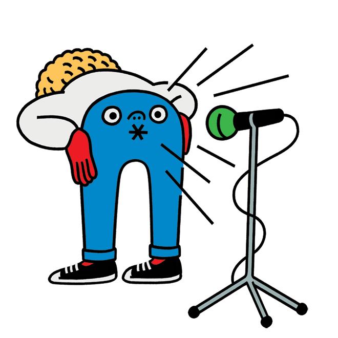 """<b> <a href=""""https://www.technologyreview.com/s/604083/me-and-my-troll/""""> Yo y mi Troll </a> </ b> <br> Ilustración de Tomi Um"""