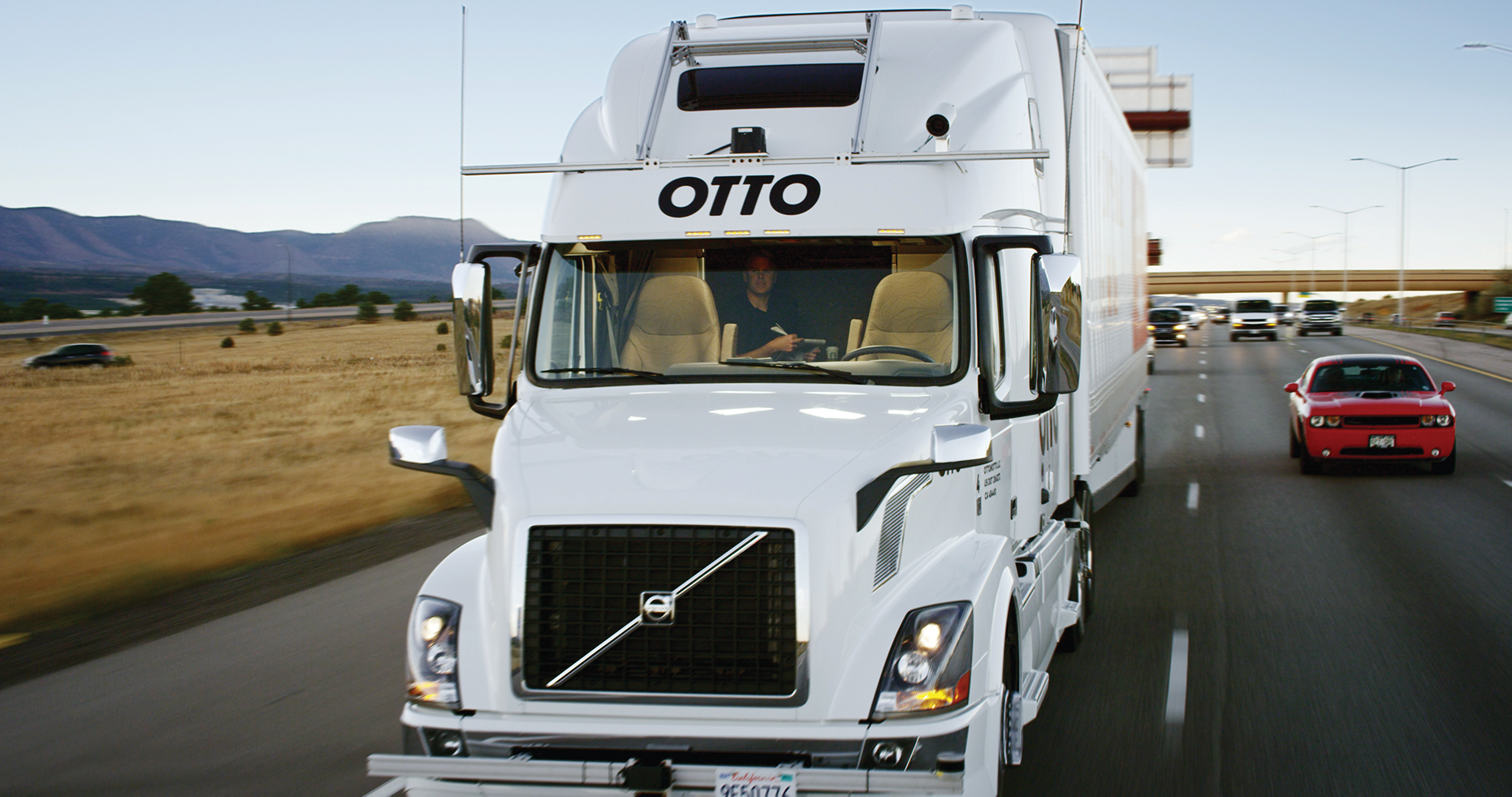 Self-Driving Trucks: 10 Breakthrough Technologies 2017 - MIT