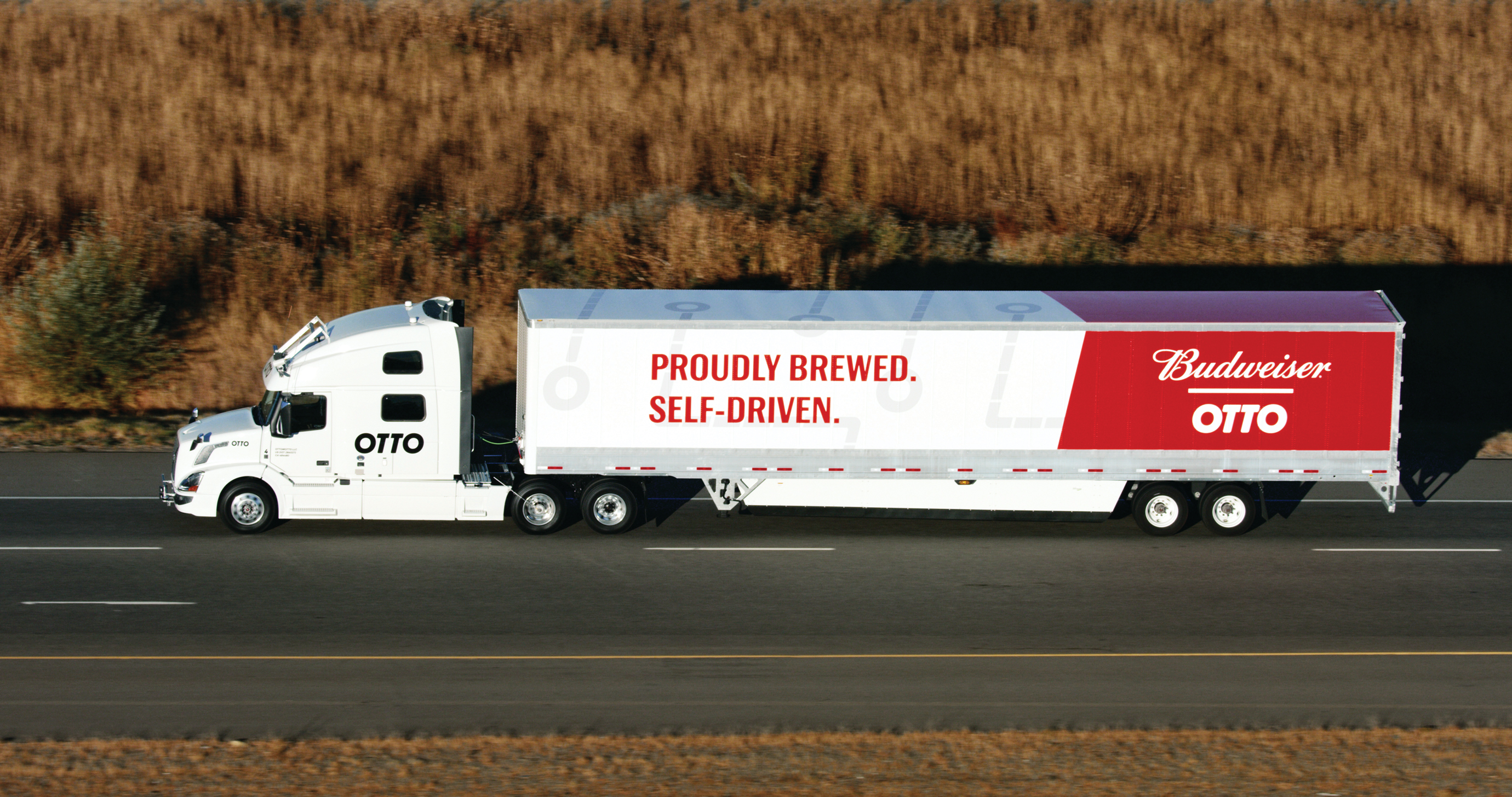 Self-Driving Trucks: 10 Breakthrough Technologies 2017 - MIT