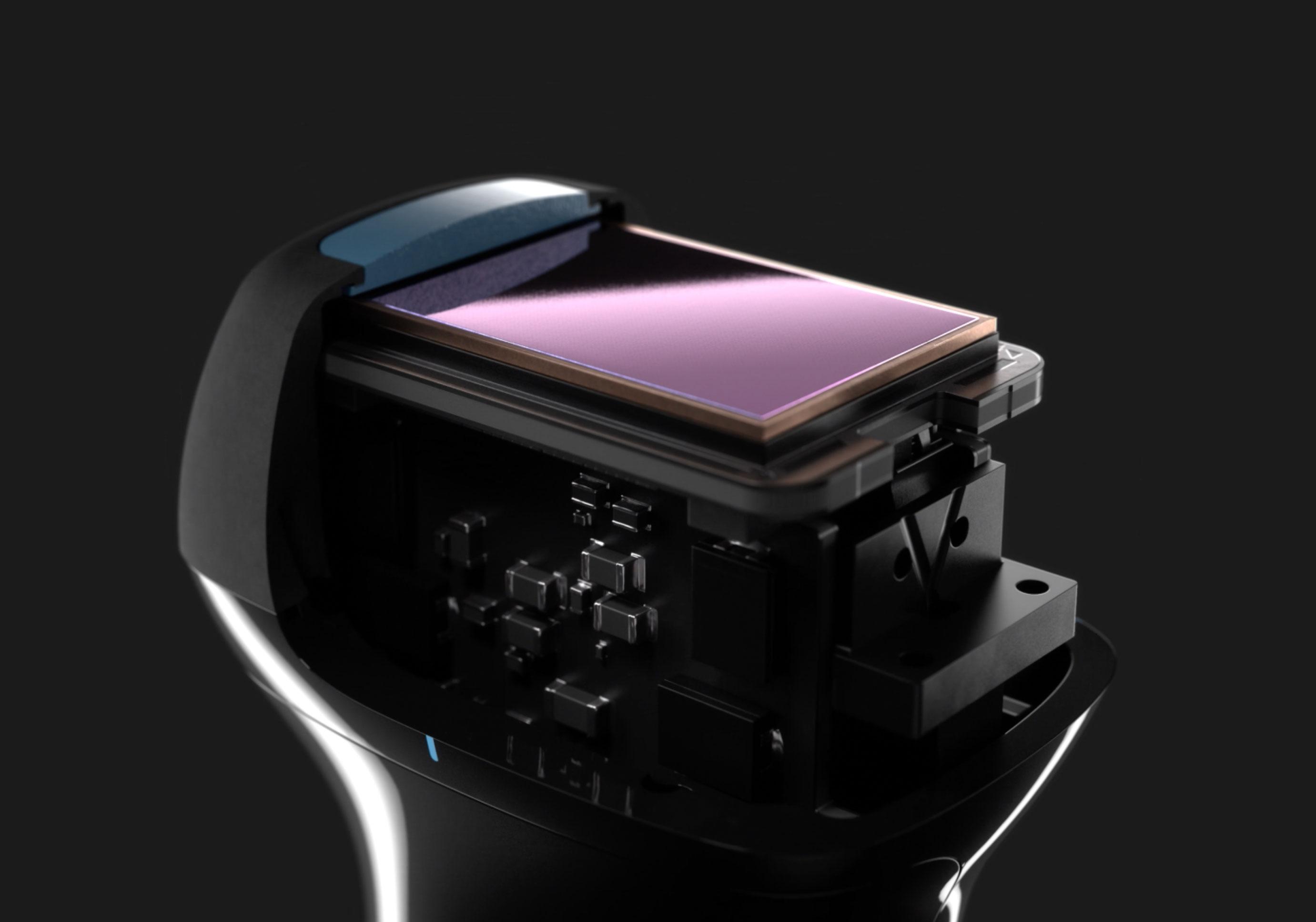 """""""Ver esto como solo un dispositivo de ultrasonido es como mirar un iPhone y decir que es solo un teléfono""""."""