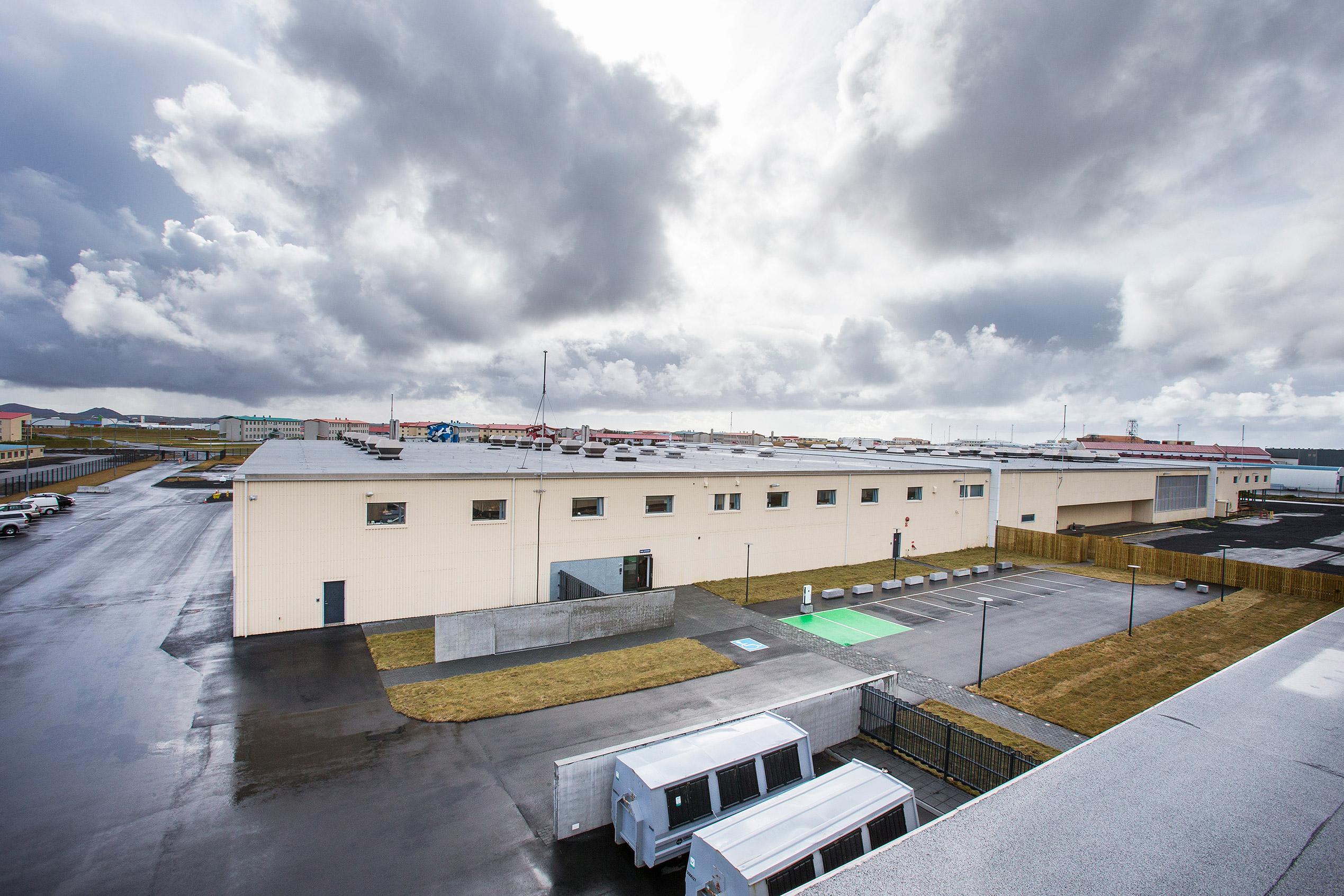 Verne Global dice que Islandia es el único lugar del mundo donde un centro de datos puede operar con energía ecológica 100% sostenible.