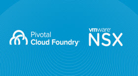 Developer-Ready Infrastructure with Pivotal Cloud Foundry and VMware NSX