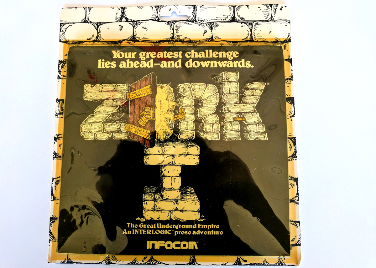 The Enduring Legacy of Zork - MIT Technology Review