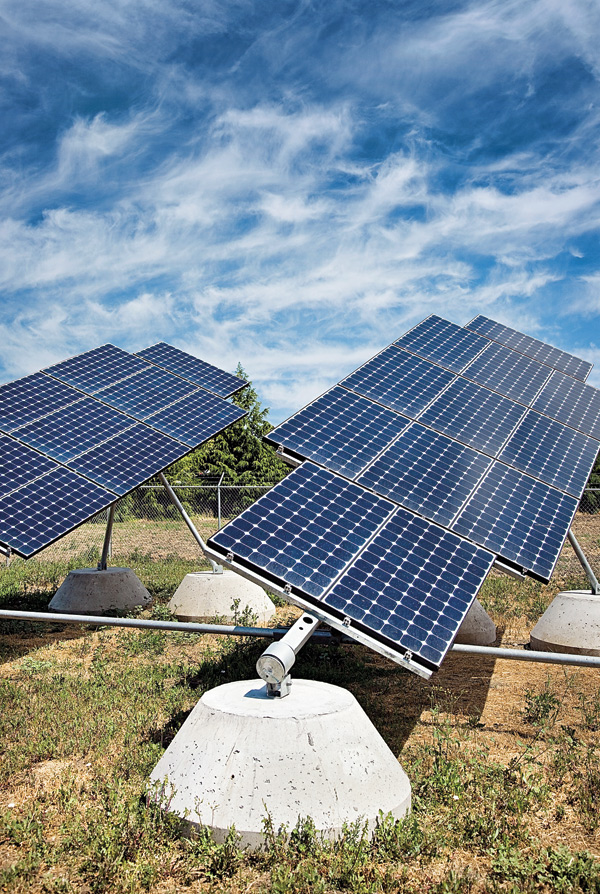 Technologies To Concentrate The Sun S Energy Mit