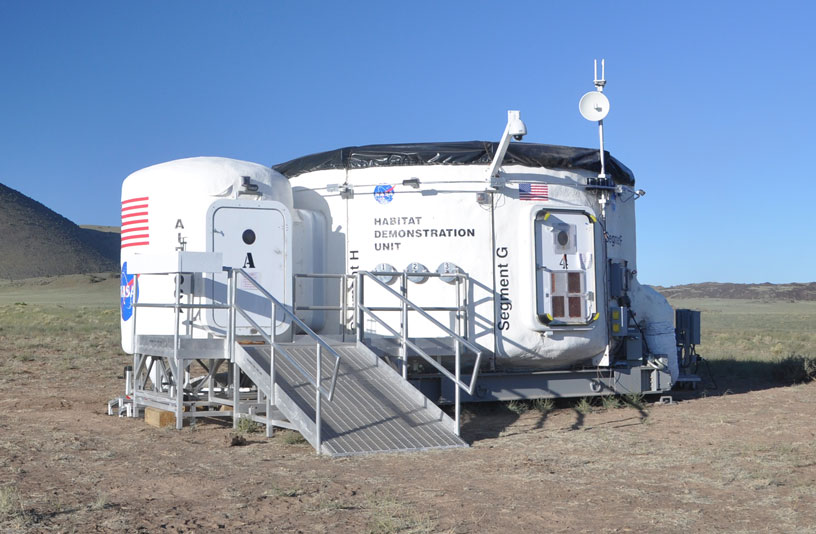 astronaut space habitat - photo #18