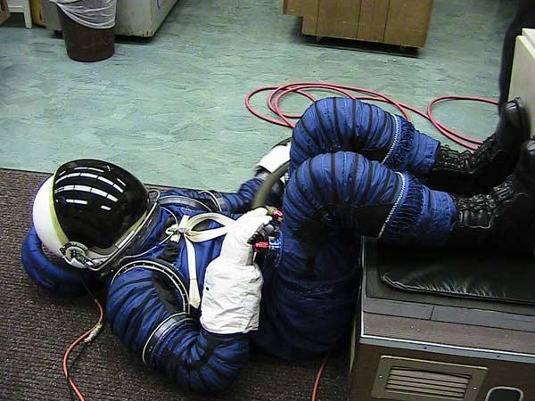 space suit rear - photo #40
