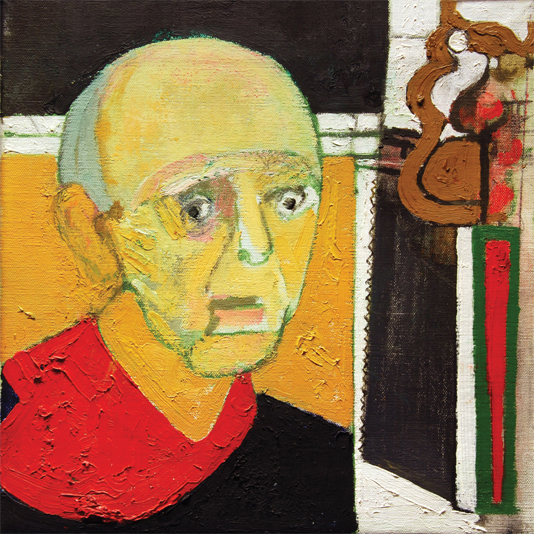 Dementia: The Self-Portraits of William Utermohlen - MIT Technology Review