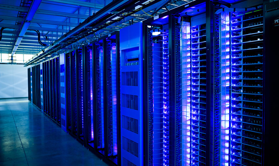 Inside Facebooks Not So Secret New Data Center