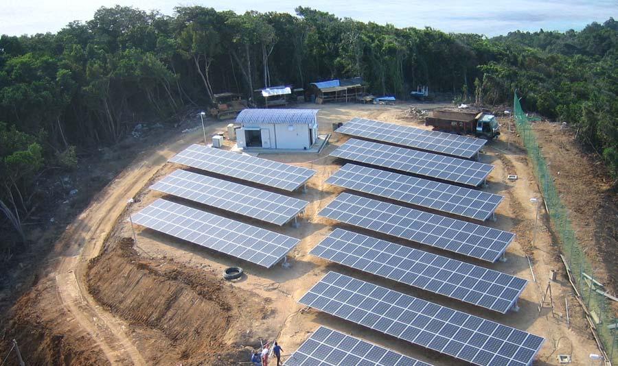 Sunedison Turns To Big New Markets For Solar Power Mit