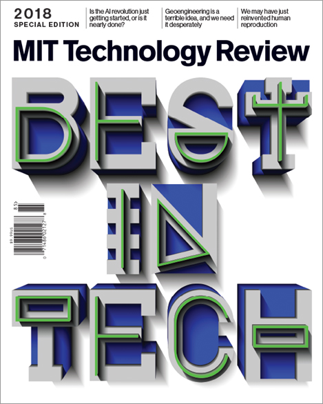 Best in Tech 2018