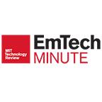 EmTech Minute logo