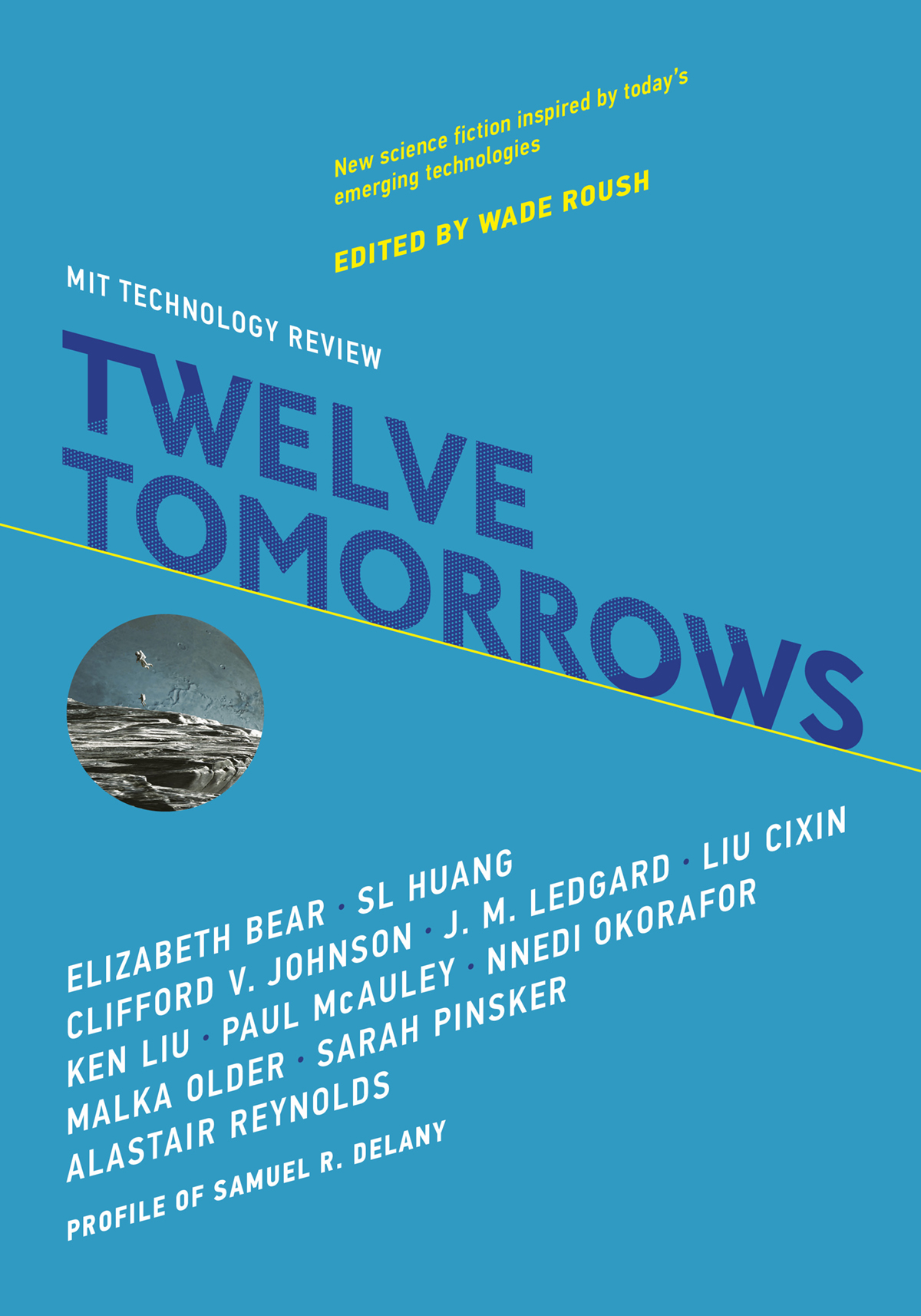 Twelve Tomorrows 2018