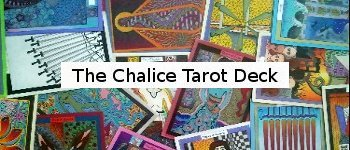 The Chalice Tarot Deck Logo