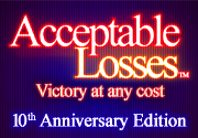 Ad for Acceptable Losses