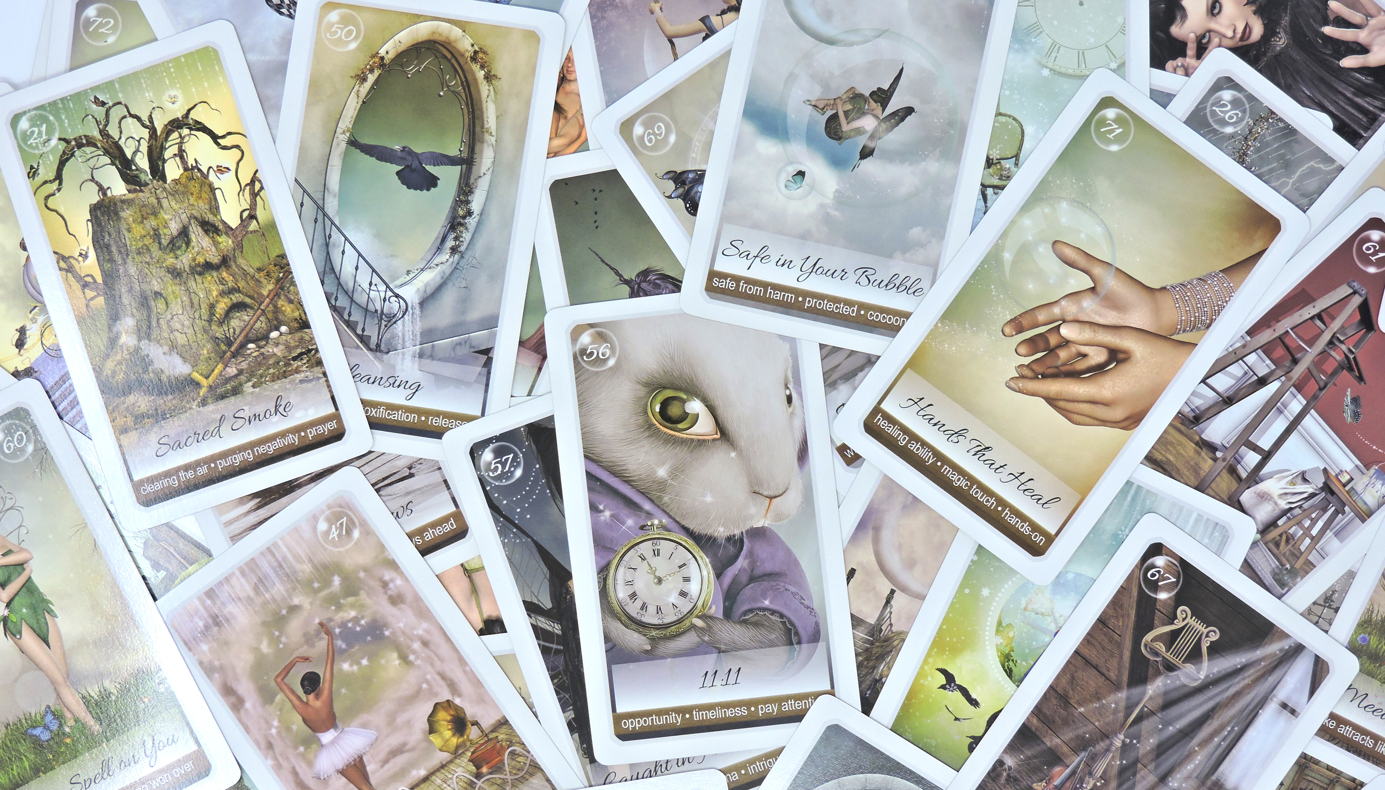 Healers of the Earth Oracle Cards