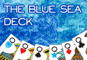 Ad for The Blue Sea Deck